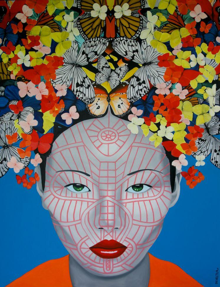 Christian Develter--art