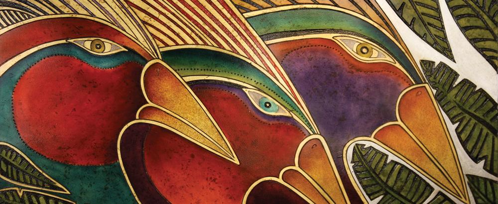 Celestial Birds Carousel