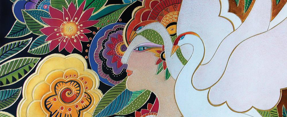 Swan Goddess Carousel