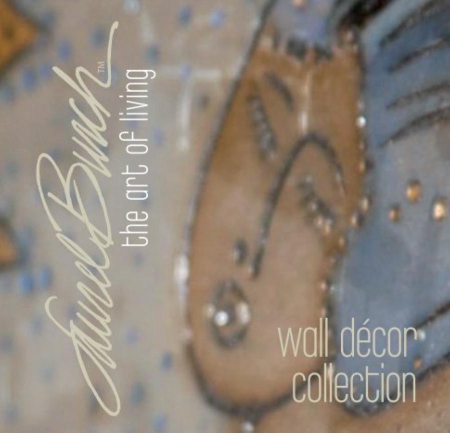 Art of Living Softcover Catalog - Cover